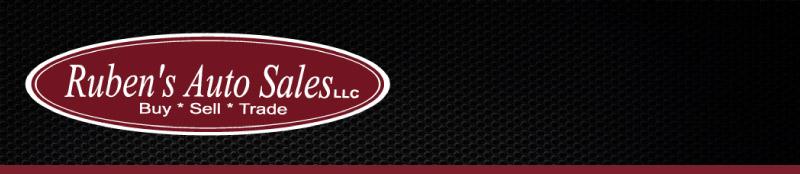 Ruben's Auto Sales, LLC